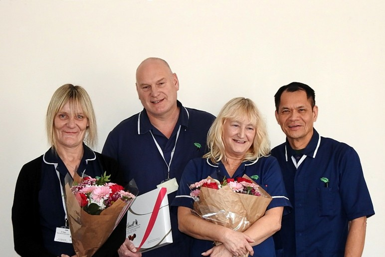 Somerset Care Home Care Home First
